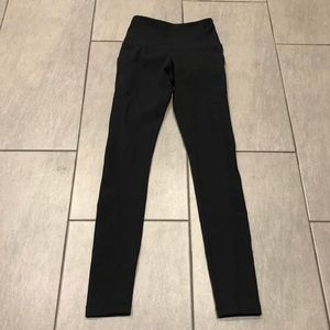 Zella Leggings Textured With Pockets